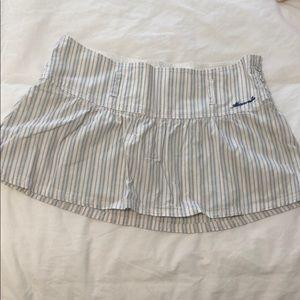 Abercrombie Striped Skirt